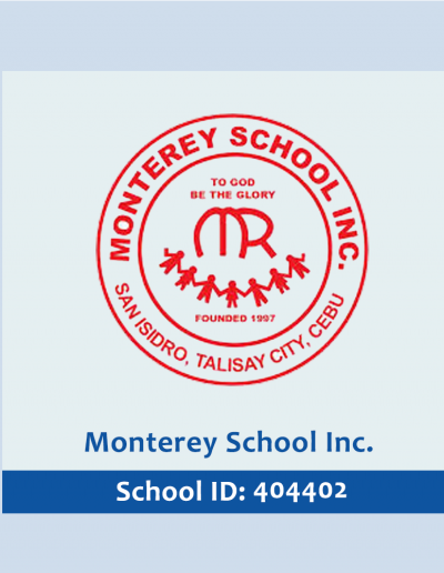 Monterey School Inc
