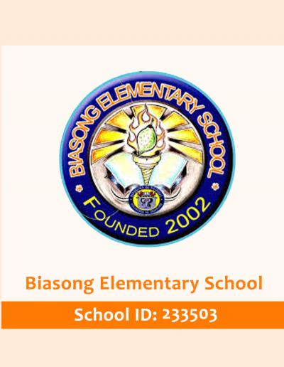 Biasong Elementary School