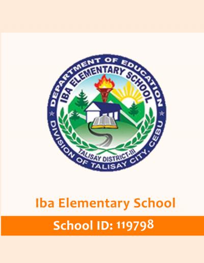 Iba Elementary School