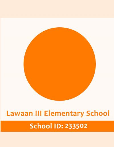 Lawaan III Elementary School